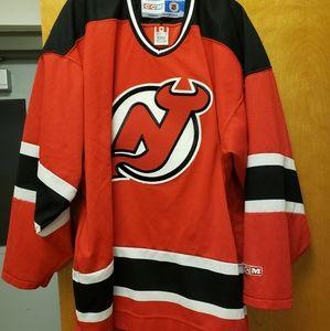 Devils jersey